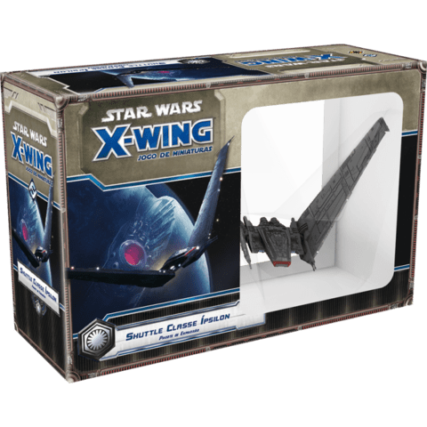 STAR WARS: X-WING: SHUTTLE CLASSE ÍPSILON