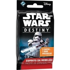 STAR WARS DESTINY: ESPÍRITO DA REBELIÃO