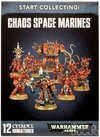 START COLLECTING! CHAOS SPACE MARINES - Wrhammer 40K
