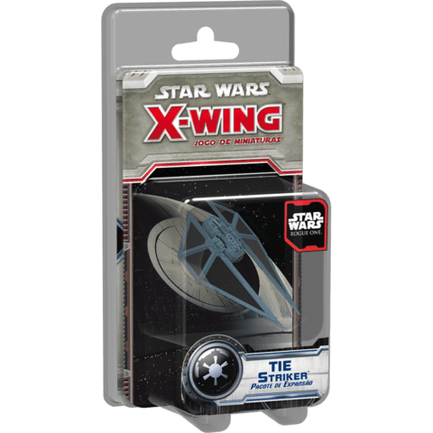 STAR WARS: X-WING: TIE STRIKER (pré-venda)