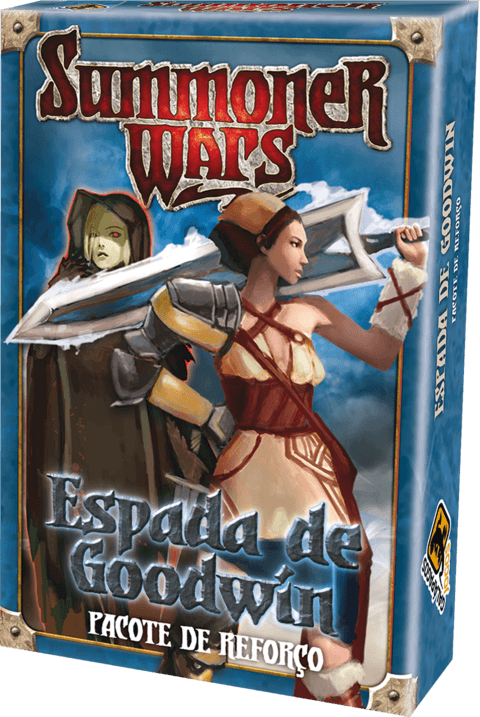 ESPADA DE GOODWIN - EXPANSÃO SUMMONER WARS