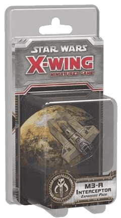 M3-A INTERCEPTOR EXPANSÃO - STAR WARS X-WING