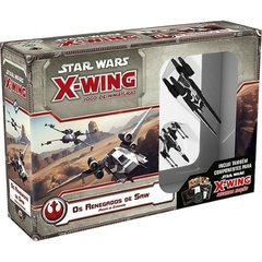 STAR WARS X-WING: OS RENEGADOS DE SAW