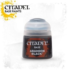 TINTA BASE: ABADDON BLACK