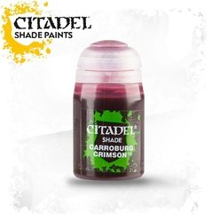 TINTA OFICIAL CARROBURG CRIMSON (24ML)