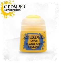 TINTA LAYER: FLASH GITZ YELLOW