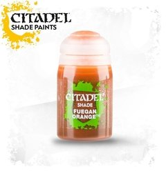 SHADE TINTA OFICIAL FUEGAN ORANGE (24ML)