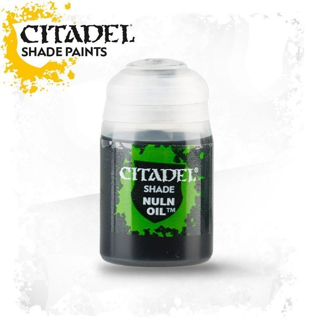 TINTA OFICIAL SHADE NULN OIL (24ML)