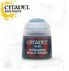 TINTA BASE: STEGADON SCALE GREEN