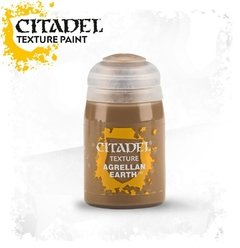 TINTA OFICIAL TEXTURE AGRELLAN EARTH (24ML)
