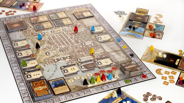 Lords of Waterdeep (Importado) - comprar online