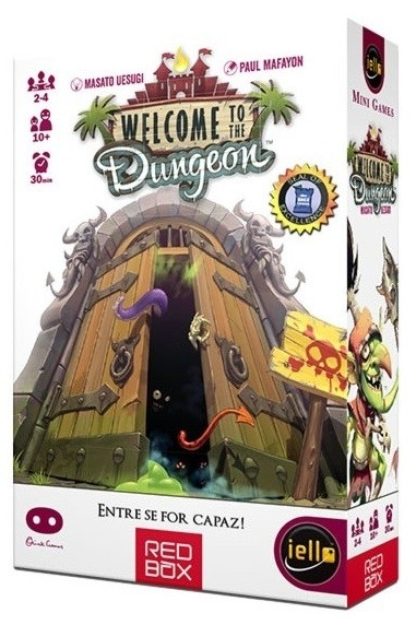 WELCOME TO THE DUNGEON (pré-venda)