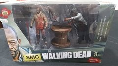 AMC The Walking Dead Morgan + Zumbi - comprar online