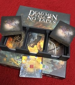 Insert Para Dead Men Tell no Tales Foam board - Pittas Board Games