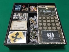 Insert/ Organizador para Dead of Winter Noite Sem fim - Pittas Board Games