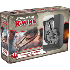 STAR WARS: X-WING: TRANSPORTE YT-2400