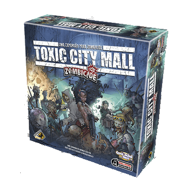 EXPANSÃO: TOXIC CITY MALL