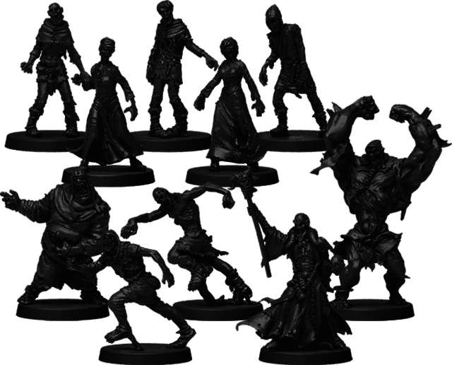 Imagem do ZOMBICIDE: BLACK PLAGUE