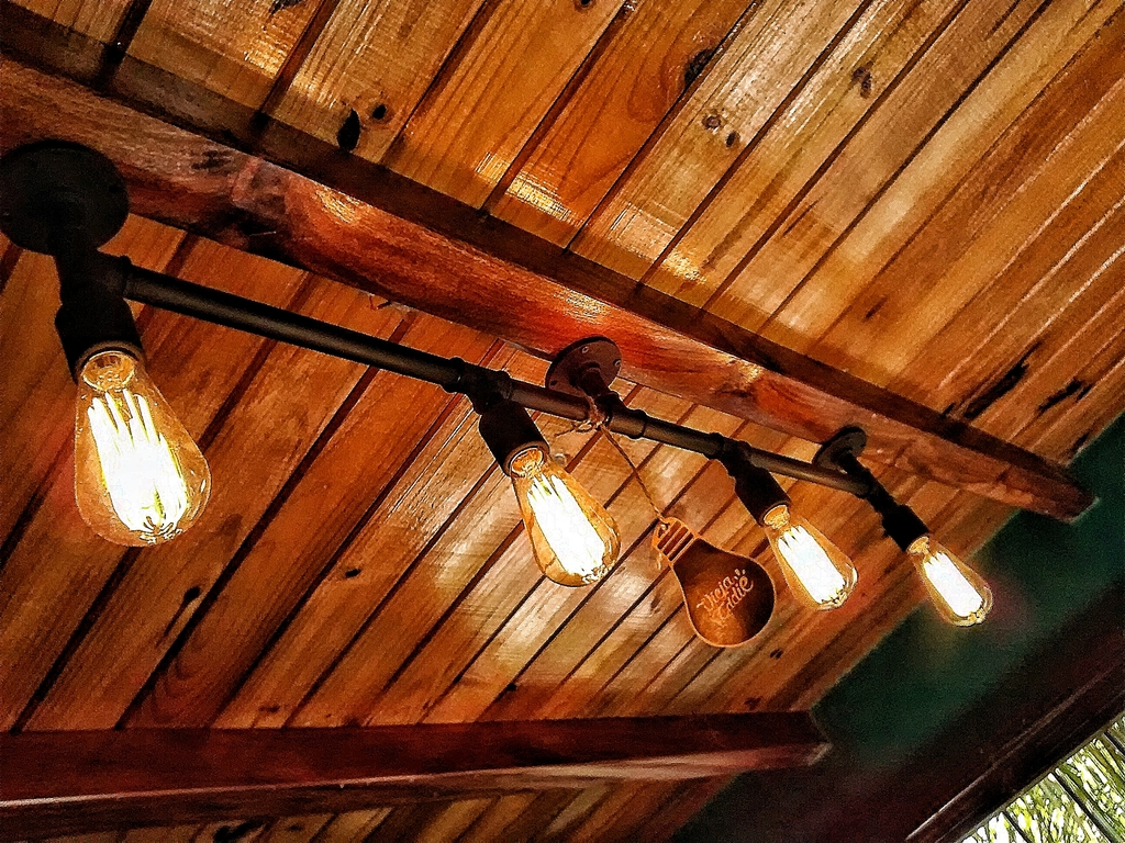 Cordoba vende for Lampara focos techo