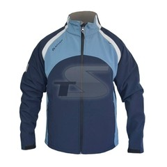 Campera Soft Shell Athix 1104 Azul