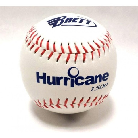 Pelota de SOFTBALL HURRICANE PVC 12