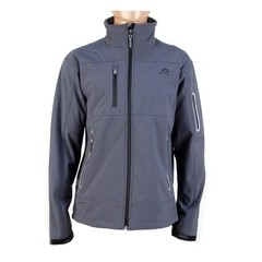 Campera Soft Shell Athix 1102 Gris