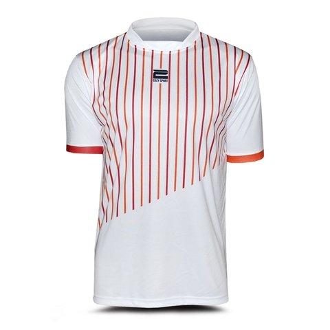 Camiseta - FUT021 - Blanco Rayas 785334229ac7f