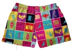 Short Boxer Wide Objetos