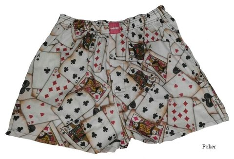Short Boxer Wide Poker - comprar online