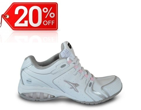 Zapatillas Athix Propulse Blanco Rosa