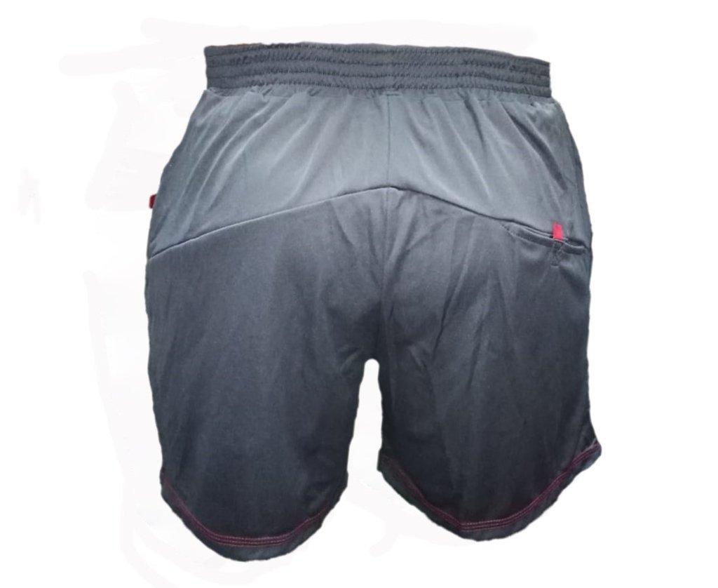 9a6238c0157f6 ... Short Arbitro Regla XVIII Gris Rojo - comprar online ...