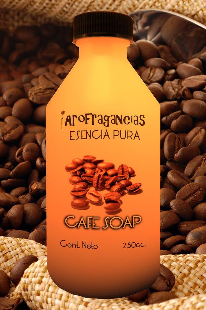 """Esencia Pura """"Café Soap"""" x 250 cc."""