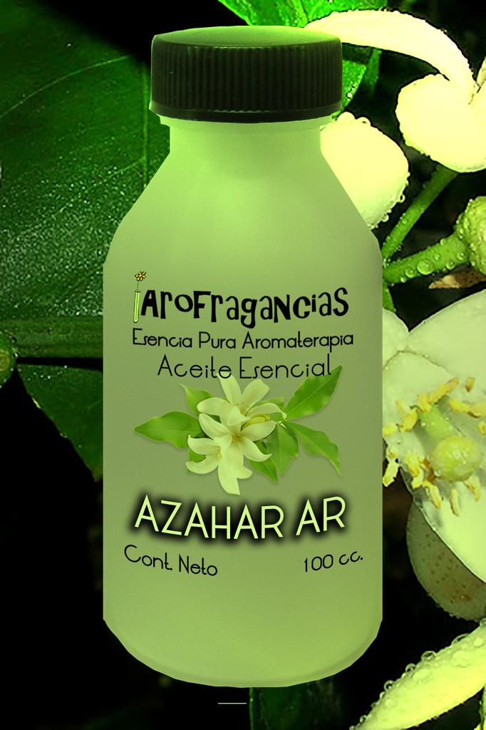 Aceite esencial «Azahar AR»