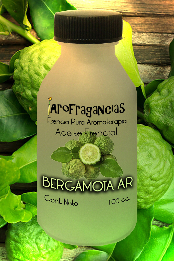 Aceite Esencial «Bergamota AR»