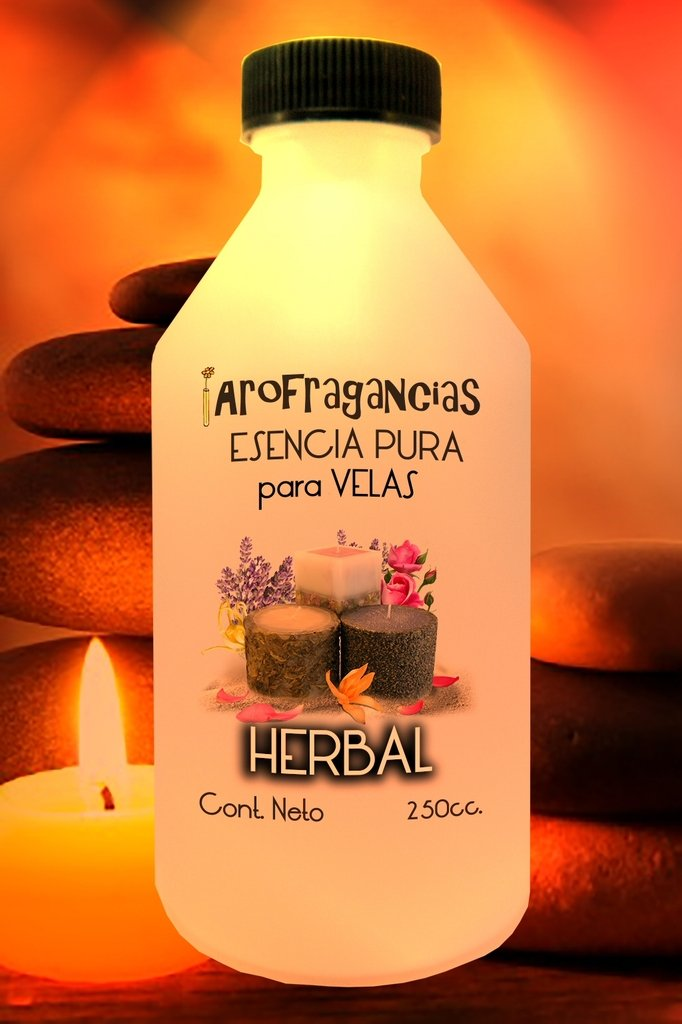Esencia Pura para Velas «Herbal»