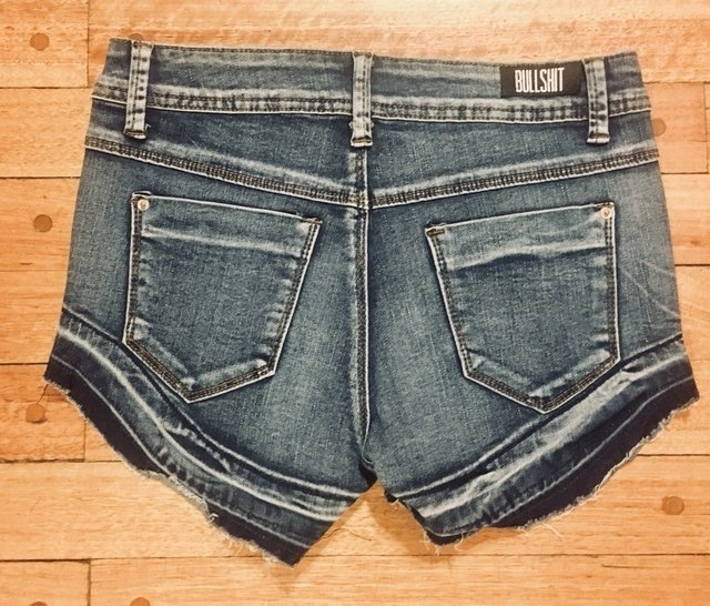 Short POCKET de jean elastizado en internet