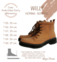 Borcego Negro Willy