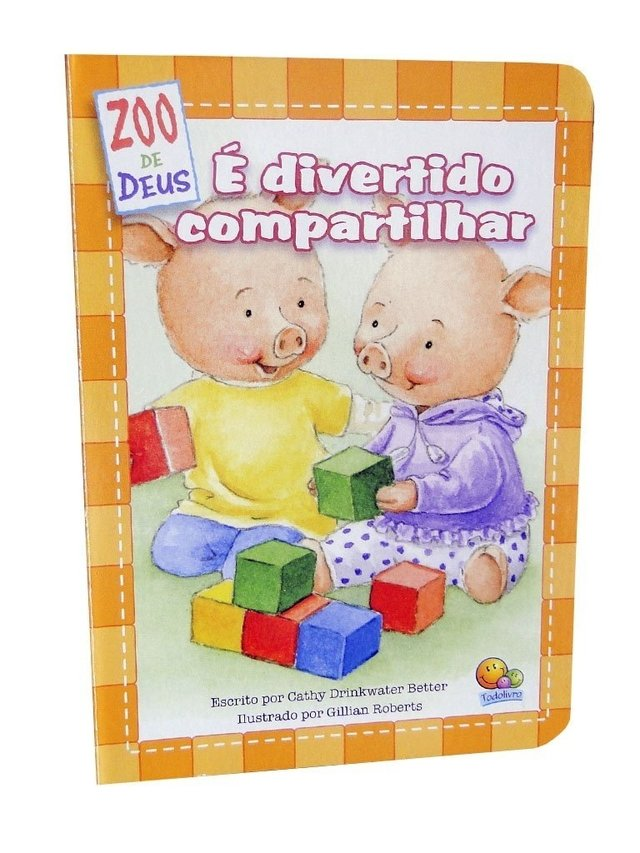Zoo de Deus - É Divertido Compartilhar na internet