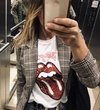 Remera Rolling & Stones