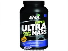 SUPER ULTRA MASS VAINILLA X 1,5KG ENA