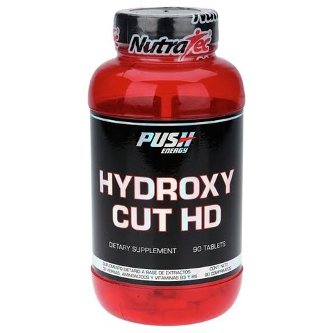 Hydroxy Cut HD Push Energy X90 Caps.
