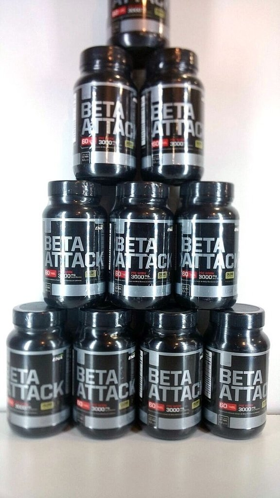 Beta Attack Ena x60 Pre Works - comprar online
