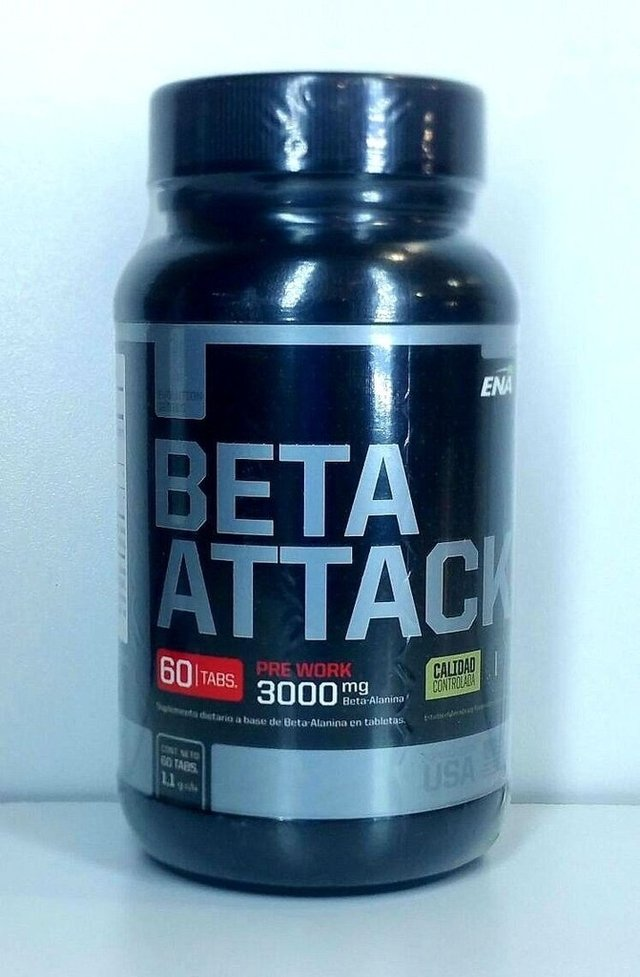Beta Attack Ena x60 Pre Works