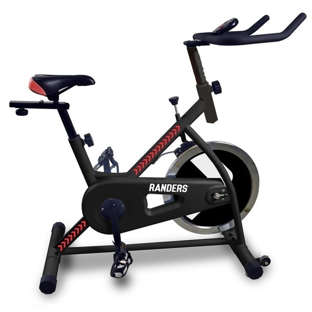 Bicicleta Fija Indoor Spinning Arg - 873 Sp