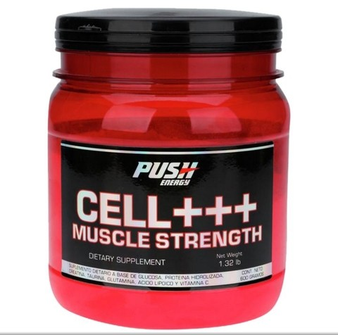 Cell +++ Muscle Strength Push Energy X600gr
