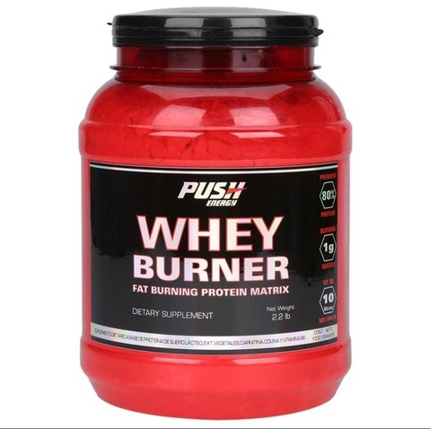 Whey Burner 80% 1000gr. Push Energy