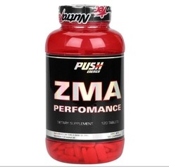 Z.M.A Performance Push Energy X120 Comprimidos