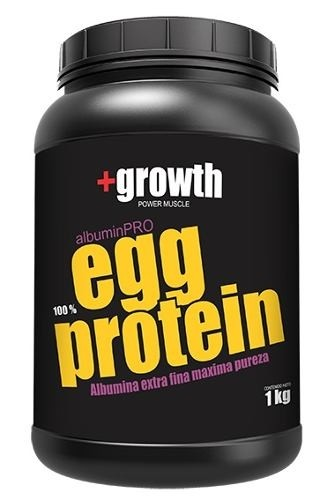 Egg Protein +growth X 1kg