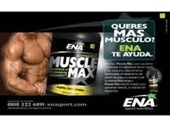 MUSCLE MAX 90 TABS ENA