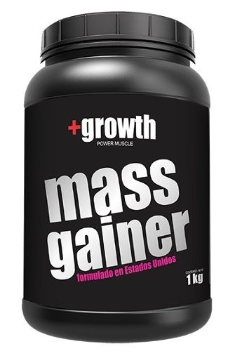 Mass Gainer +growth X 1 Kg